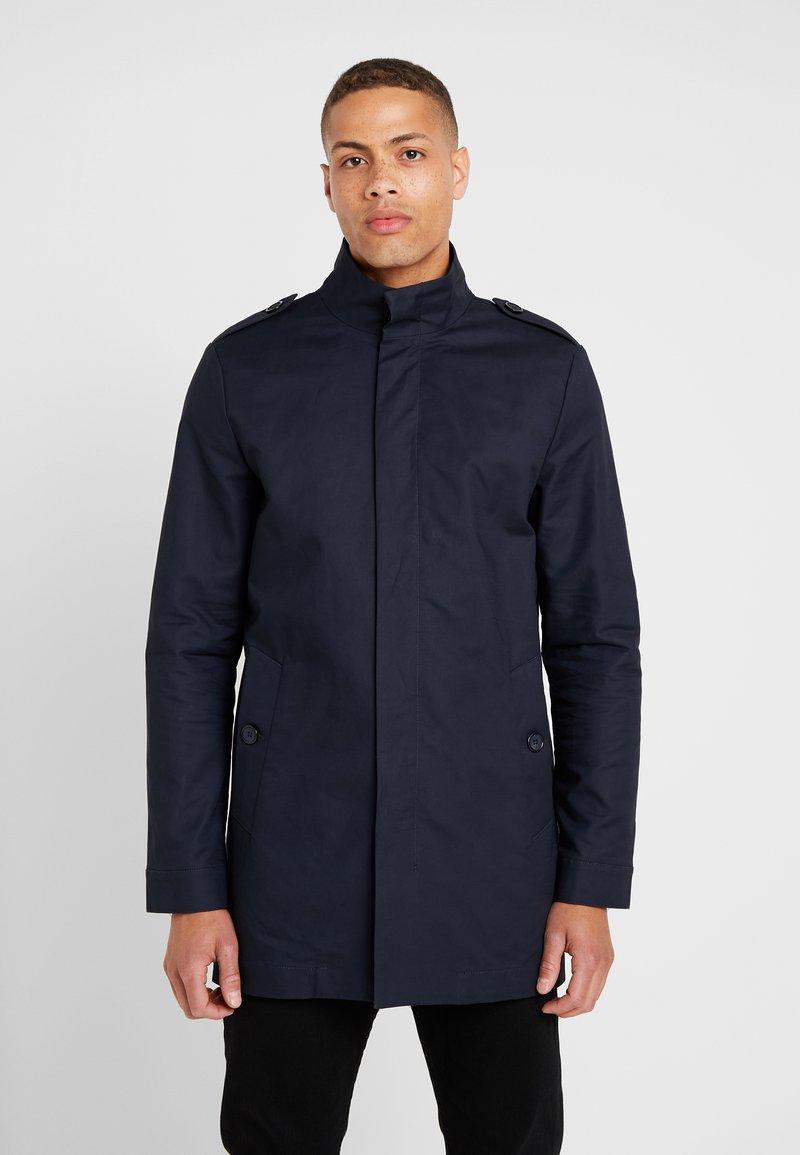 Pier One - Abrigo corto - dark blue