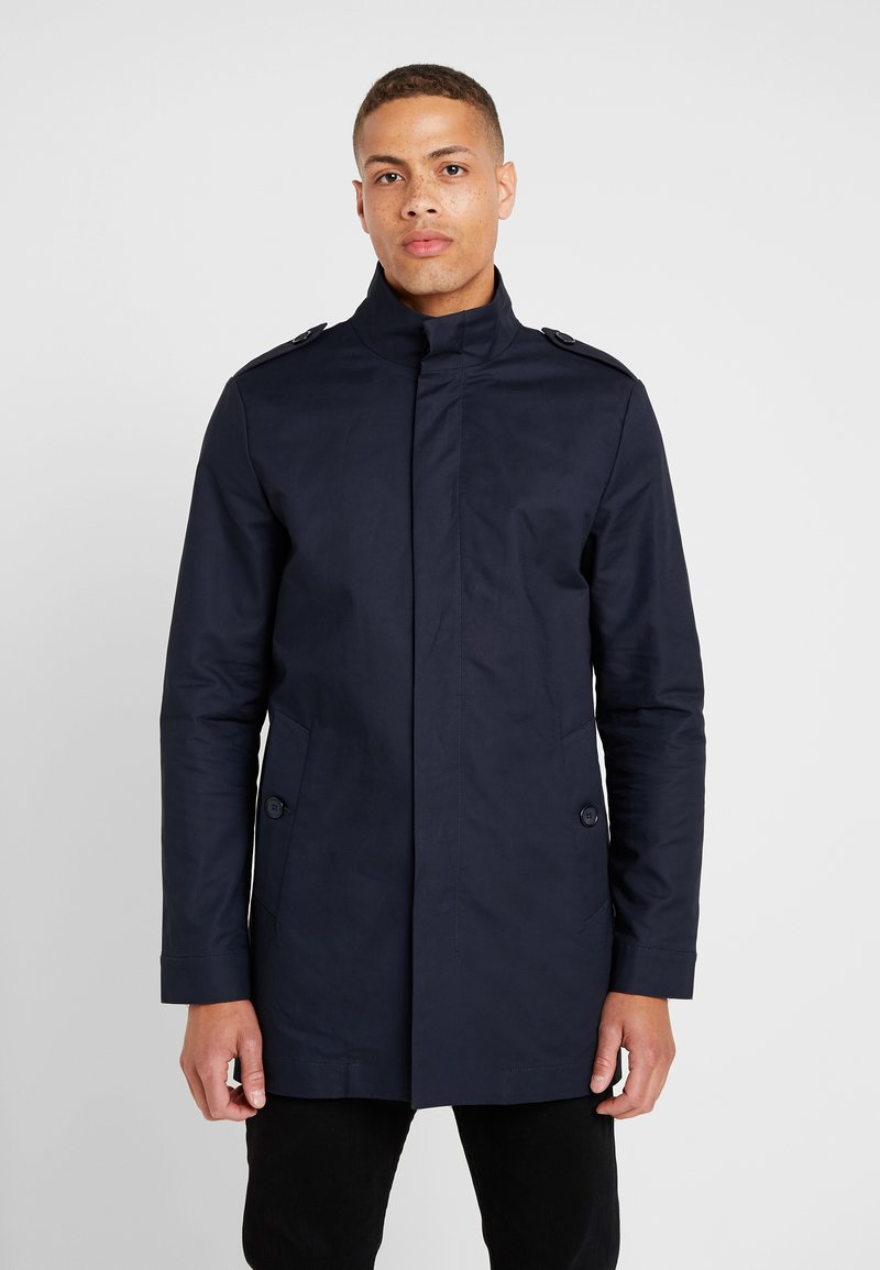 Pier One - Cappotto corto - dark blue