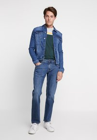 Pier One - Jeansjakke - blue denim - 1