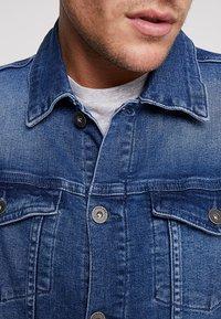 Pier One - Jeansjakke - blue denim - 4