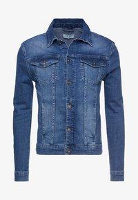 Pier One - Jeansjakke - blue denim - 3