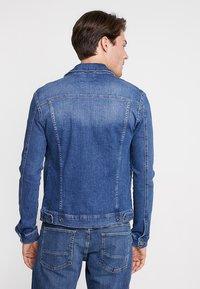 Pier One - Jeansjakke - blue denim - 2