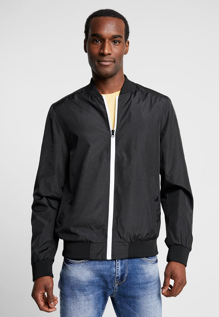 Pier One - Bomber Jacket - black