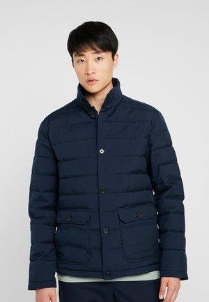Zimní bunda - dark blue