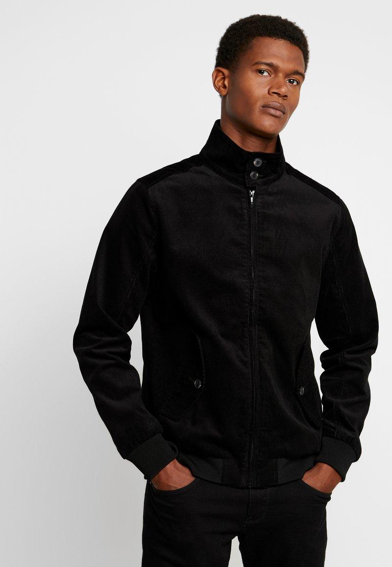 Pier One - Summer jacket - black