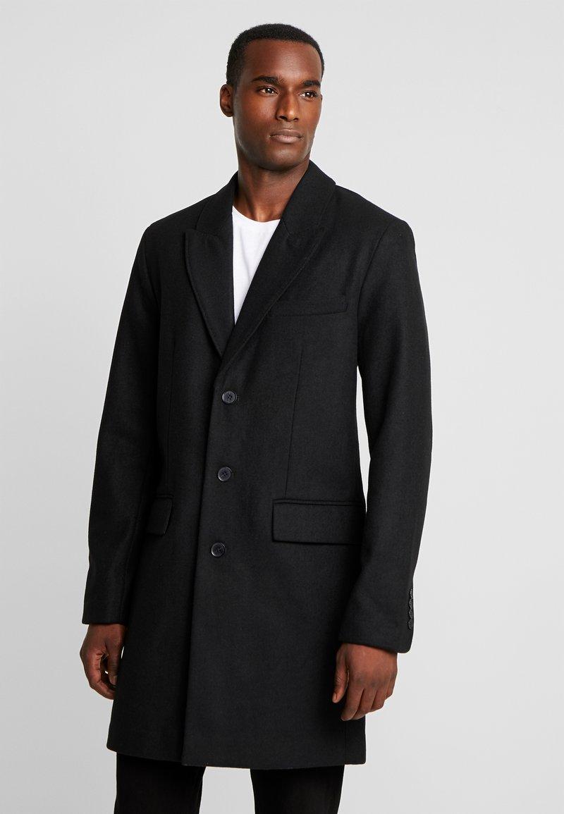Pier One - Abrigo - black