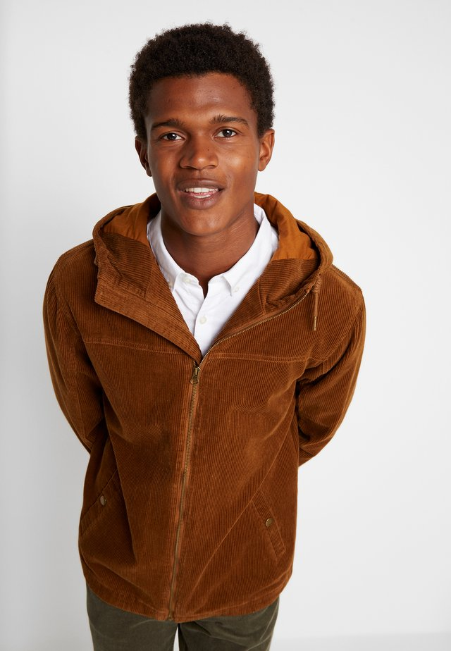 Giacca leggera - brown