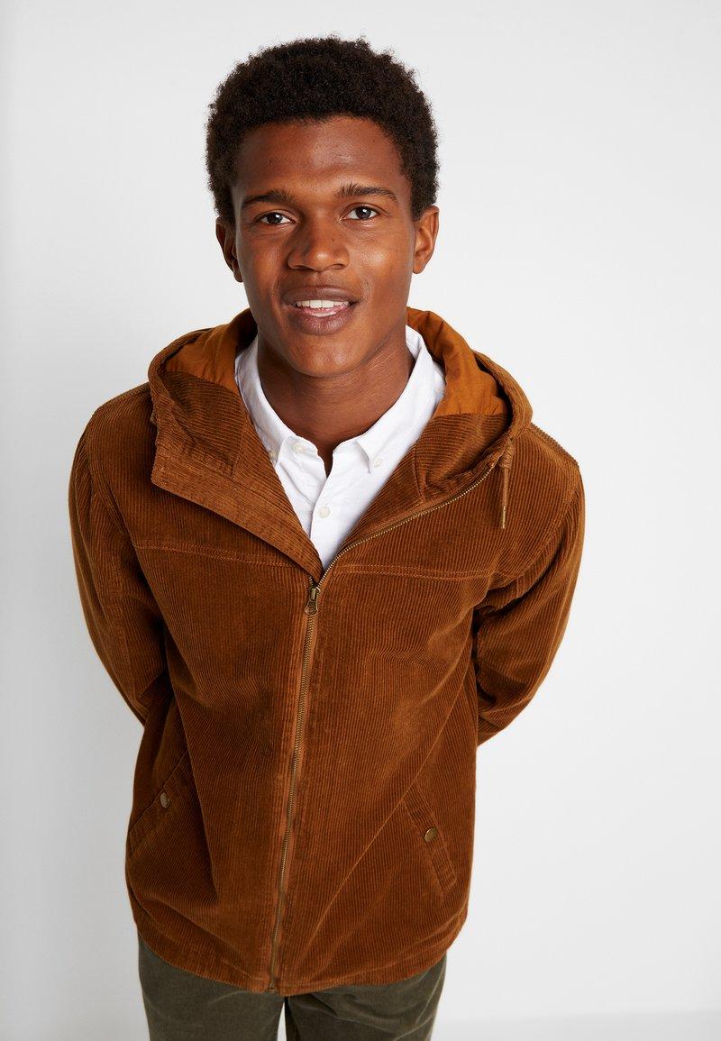 Pier One - Summer jacket - brown
