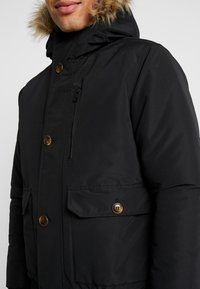 Pier One - Vinterjacka - black - 5