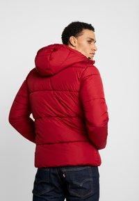 Pier One - Zimní bunda - red - 2