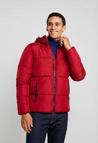 Pier One - Zimní bunda - red - 0