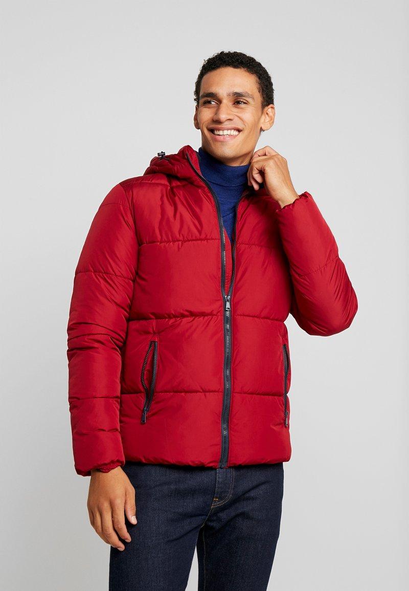 Pier One - Zimní bunda - red