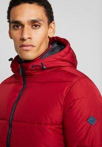 Pier One - Zimní bunda - red - 3