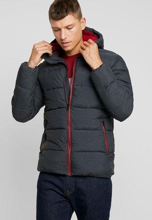 Zimní bunda -  dark gray