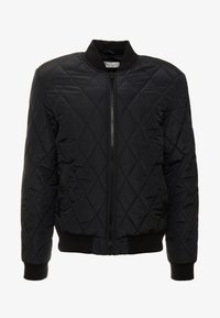 Pier One - Bomber bunda - black - 4