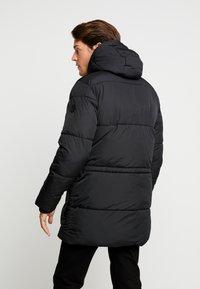 Pier One - Winter coat - black - 2