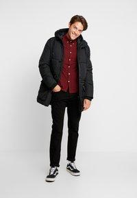 Pier One - Winter coat - black - 1