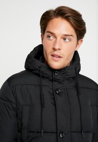 Pier One - Winter coat - black - 3