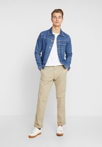 Pier One - Kurtka jeansowa - blue denim - 1
