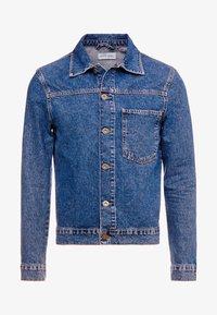 Pier One - Kurtka jeansowa - blue denim - 3