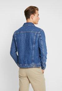 Pier One - Kurtka jeansowa - blue denim - 2