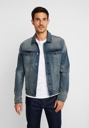 Džínová bunda - dirty denim