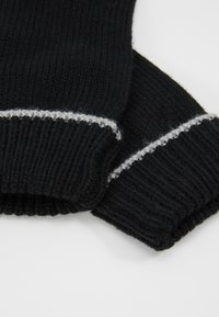 Pier One - Gants - black/light grey - 3