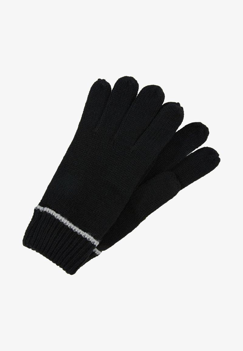 Pier One - Gants - black/light grey