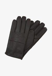 Pier One - Gloves - dark brown - 0