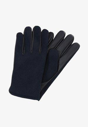 Gants - dark blue
