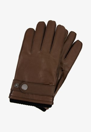 Guantes - brown