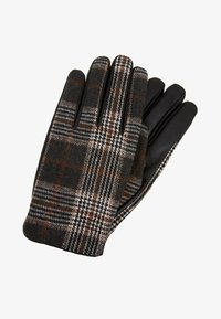 Pier One - Guantes - dark gray/ black - 0
