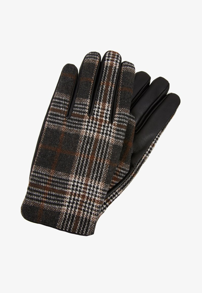 Pier One - Guantes - dark gray/ black