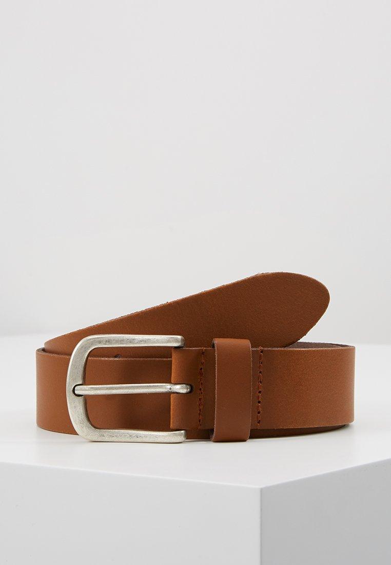 Pier One - Belt - cognac