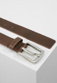 Pier One - Belt business - dark brown - 2