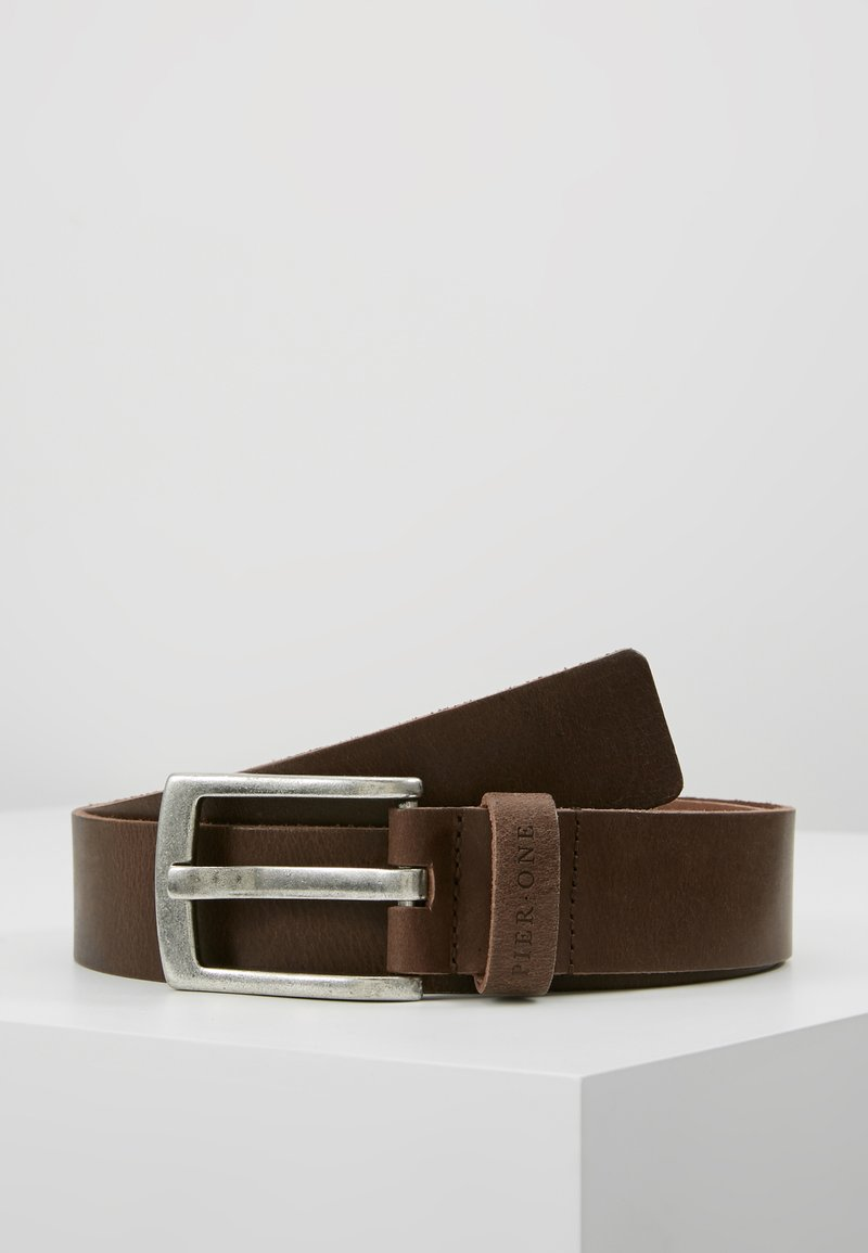 Pier One - Belt business - dark brown