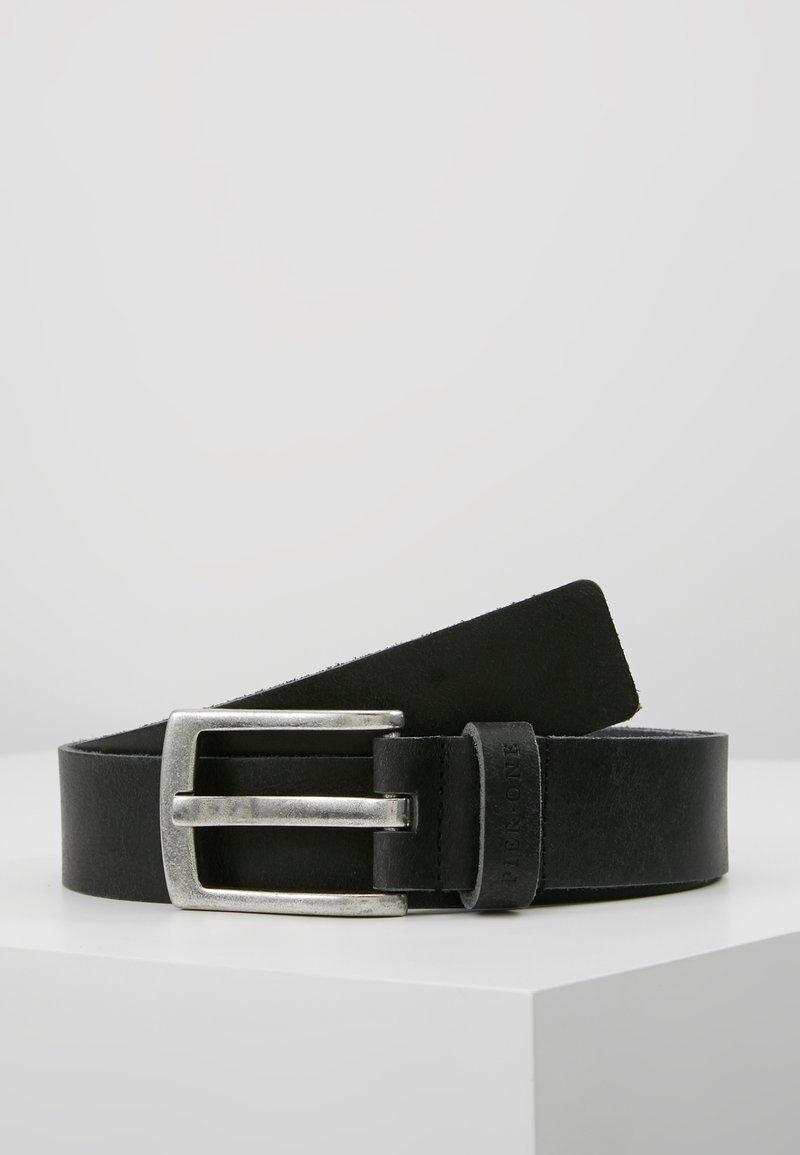 Pier One - Belt business - black