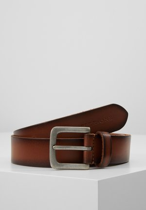 LEATHER - Skärp - cognac