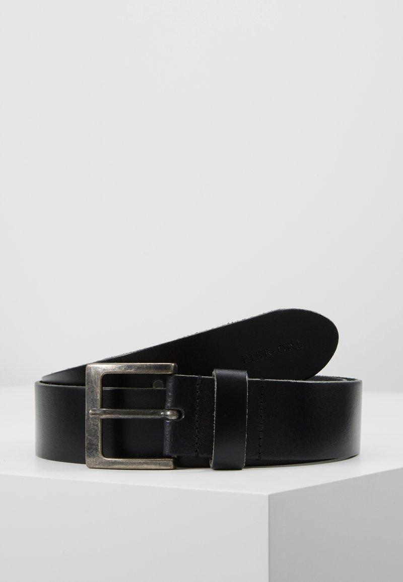 Pier One - Cinturón - black