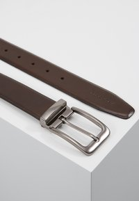 Pier One - LEATHER - Belt - brown - 2