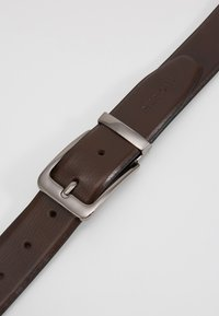 Pier One - LEATHER - Belt - brown - 4