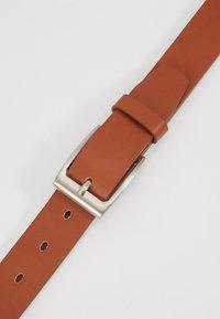 Pier One - Belt - cognac - 2