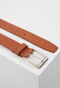Pier One - Belt - cognac - 3