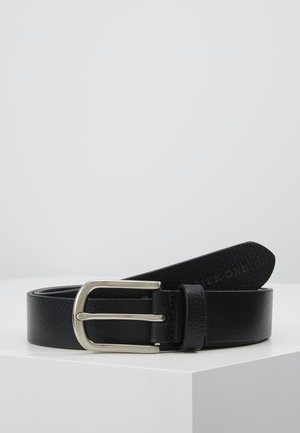 LEATHER - Cintura - black