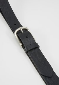 Pier One - LEATHER - Belt - black - 4