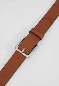 Pier One - 3 PACK - Belt - cognac/black/brown - 5