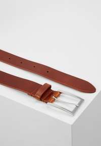 Pier One - LEATHER - Belt - cognac - 3