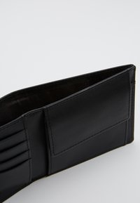 Pier One - LEATHER - Portefeuille - black