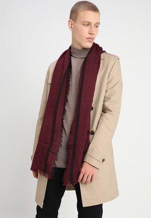 Sjal / Tørklæder - bordeaux