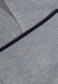 Pier One - Huivi -  grey/ dark blue - 2